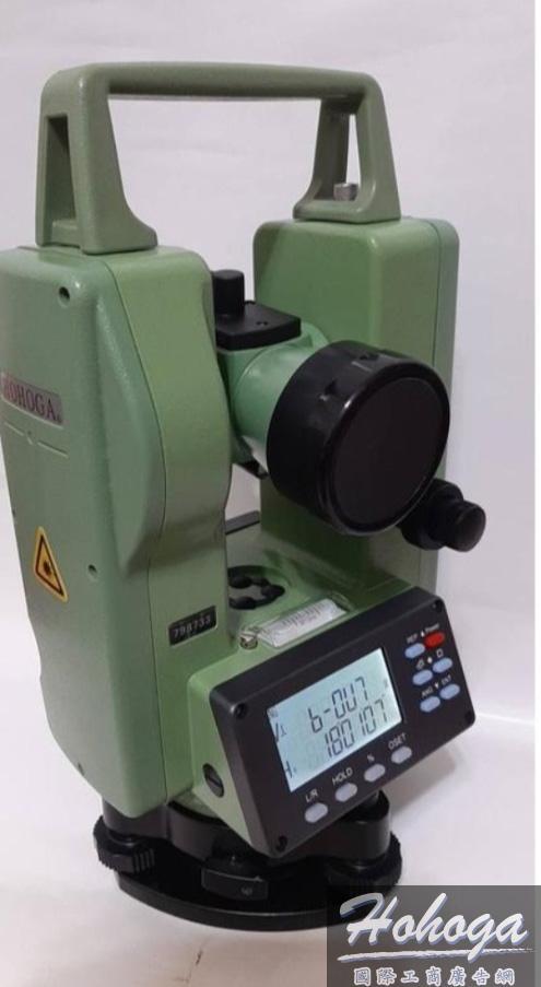TAF國際檢驗認證.台灣HOHOGA AG-ET2AL 兩秒精度(2秒) 雷射經緯儀 (電子經緯儀)(南台測繪)