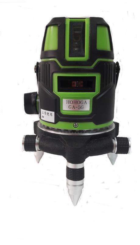 HOHOGA GA-5G 綠光5線雷射水平儀