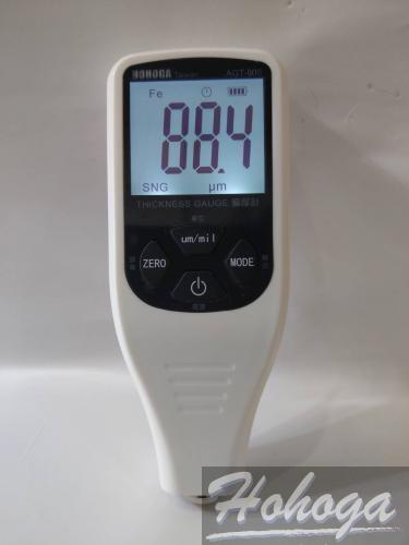 經國家標準實驗試驗證 HOHOGA AGT-806專業教授/鐵材及非鐵兩用膜厚計/測厚儀/測油漆厚度/厚度計